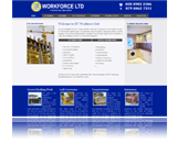 Eu Workforce Joomla Site
