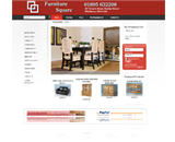 Furniture Square Joomla Site