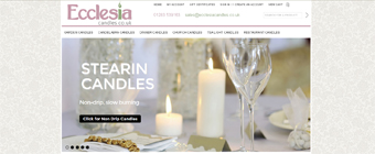 Ecclesia-Candles-BigCommerce-template
