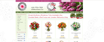 flowerstation BigCommerce template