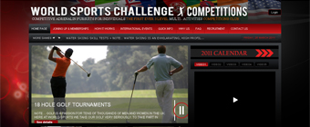 World sports challenge - exclusive sports club
